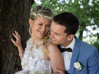 Le mariage de Laurence et Lucas