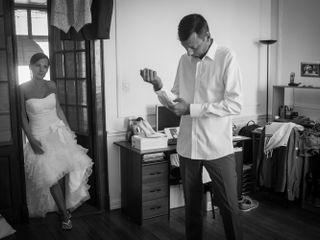Le mariage de Carine et Cédric 1
