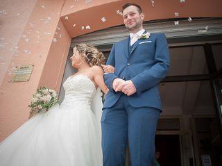 Le mariage de Marine et Thomas