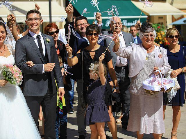 Le mariage de Fabien et Camille à Béziers, Hérault 35