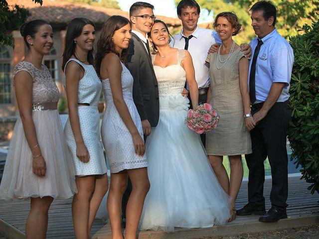 Le mariage de Fabien et Camille à Béziers, Hérault 56