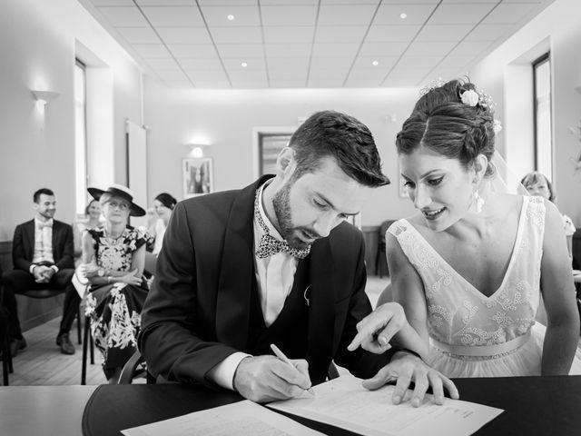 Le mariage de Manu et Aude à Moisdon-la-Rivière, Loire Atlantique 11