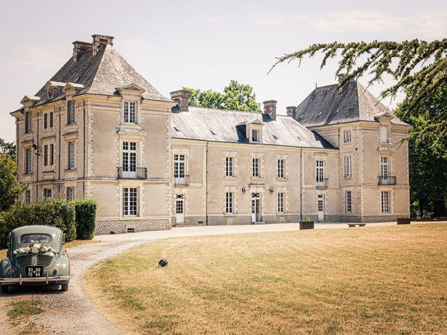 Le mariage de Manu et Aude à Moisdon-la-Rivière, Loire Atlantique 22