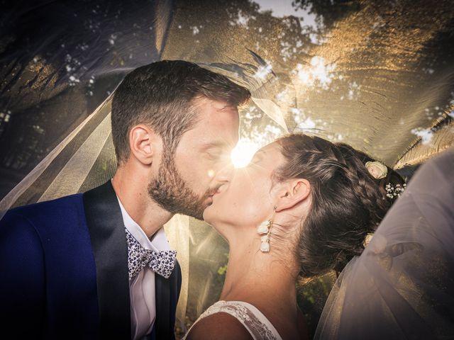 Le mariage de Aude et Manu