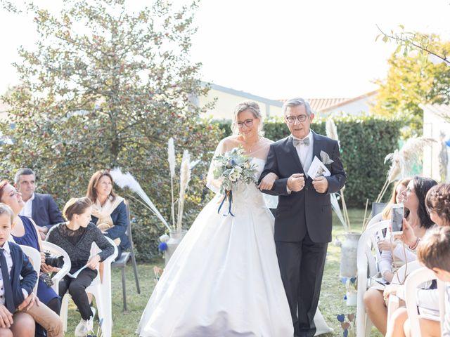 Le mariage de Hugues et Virginie à Saint-Sébastien-sur-Loire, Loire Atlantique 20