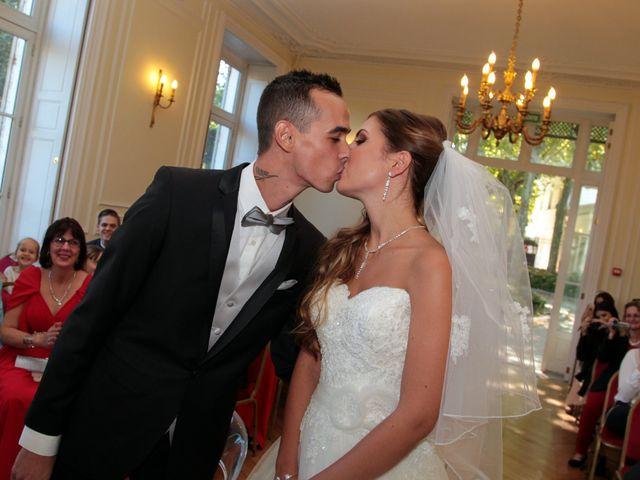 Le mariage de Jonathan et Jessica à Le Plessis-Robinson, Hauts-de-Seine 17