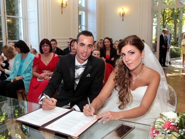 Le mariage de Jonathan et Jessica à Le Plessis-Robinson, Hauts-de-Seine 19