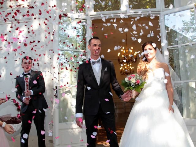 Le mariage de Jonathan et Jessica à Le Plessis-Robinson, Hauts-de-Seine 25