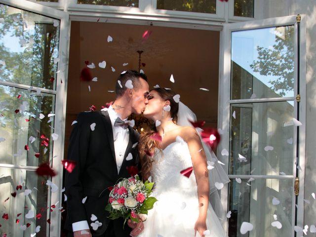 Le mariage de Jonathan et Jessica à Le Plessis-Robinson, Hauts-de-Seine 27