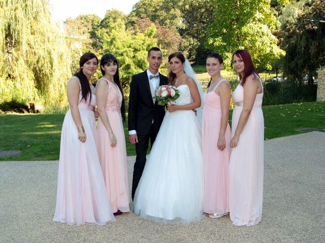 Le mariage de Jonathan et Jessica à Le Plessis-Robinson, Hauts-de-Seine 29