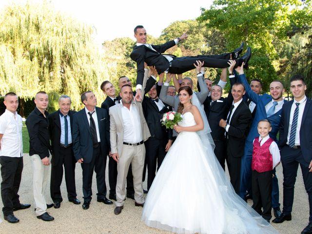 Le mariage de Jonathan et Jessica à Le Plessis-Robinson, Hauts-de-Seine 33