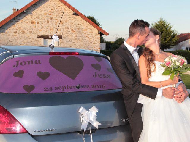 Le mariage de Jonathan et Jessica à Le Plessis-Robinson, Hauts-de-Seine 44
