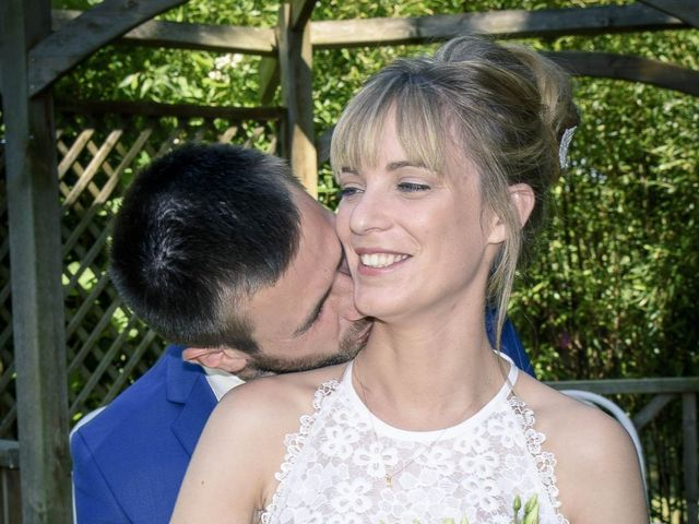 Le mariage de Steven et Julie à Quessoy, Côtes d'Armor 9