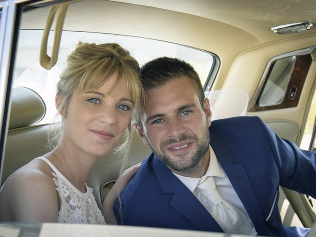 Le mariage de Steven et Julie à Quessoy, Côtes d'Armor 11