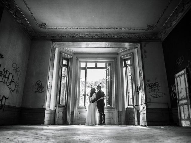 Le mariage de Tanguy et Camille à Saint-Genest-Malifaux, Loire 10