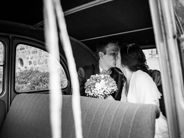 Le mariage de Tanguy et Camille à Saint-Genest-Malifaux, Loire 16