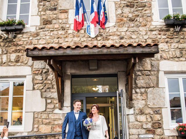 Le mariage de Tanguy et Camille à Saint-Genest-Malifaux, Loire 20