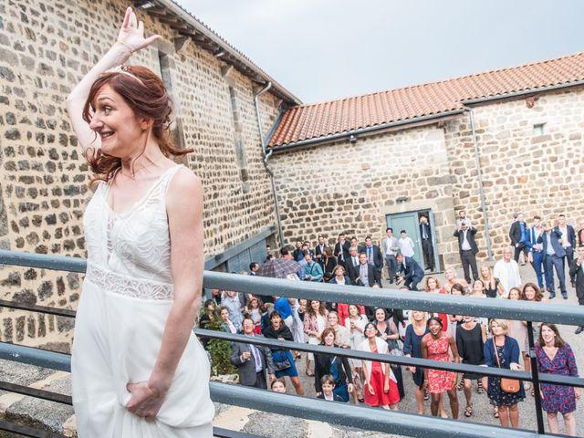 Le mariage de Tanguy et Camille à Saint-Genest-Malifaux, Loire 31