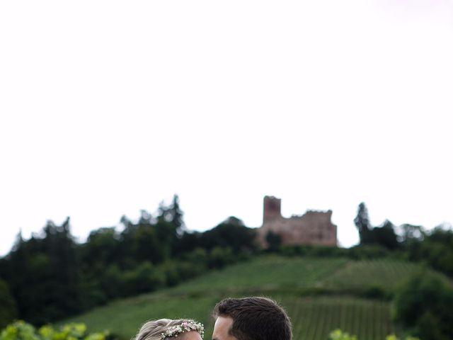 Le mariage de Lucas et Laurence à Kintzheim, Bas Rhin 3