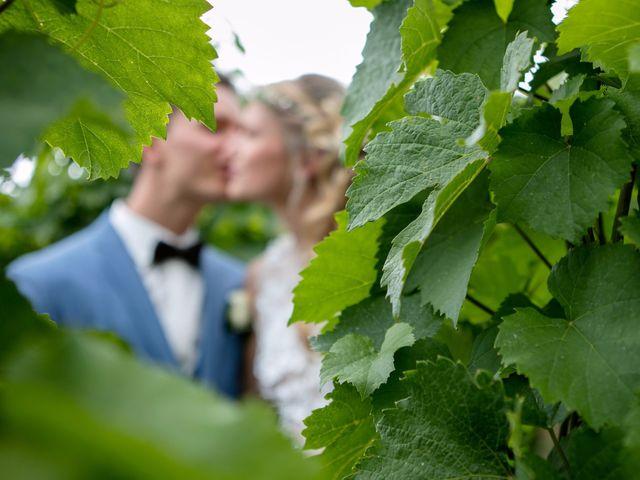 Le mariage de Lucas et Laurence à Kintzheim, Bas Rhin 2