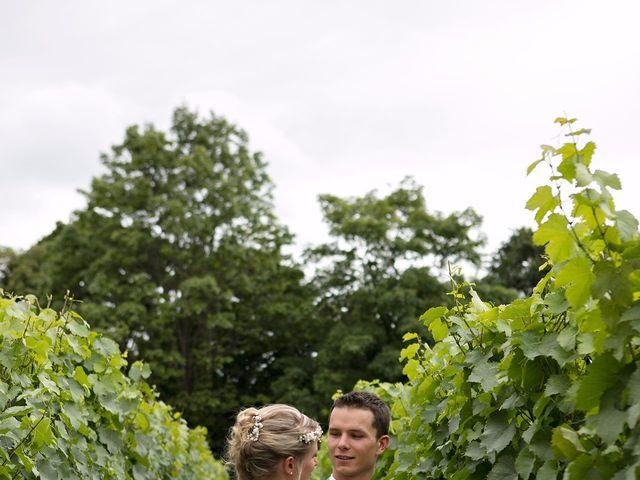 Le mariage de Lucas et Laurence à Kintzheim, Bas Rhin 4