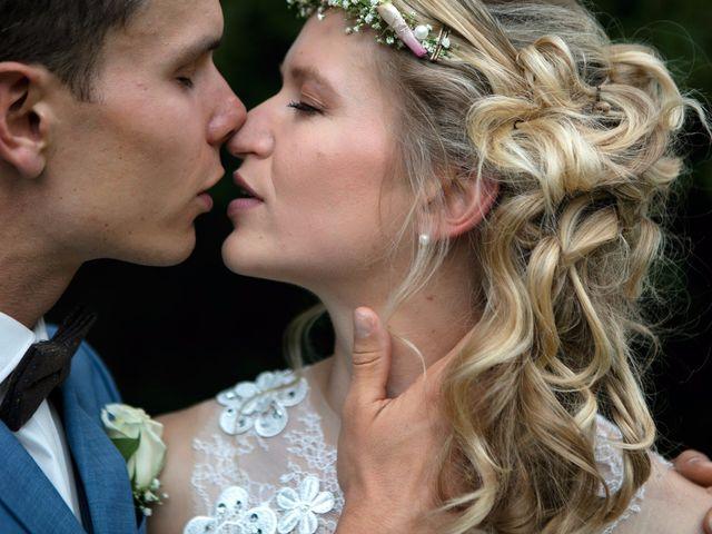 Le mariage de Lucas et Laurence à Kintzheim, Bas Rhin 7