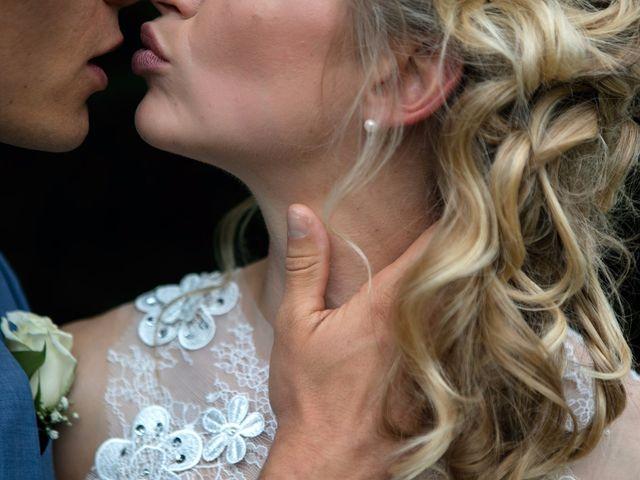 Le mariage de Lucas et Laurence à Kintzheim, Bas Rhin 8
