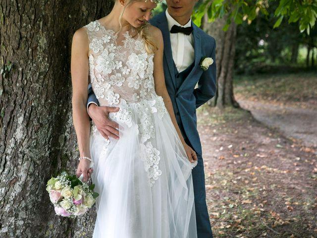 Le mariage de Lucas et Laurence à Kintzheim, Bas Rhin 10