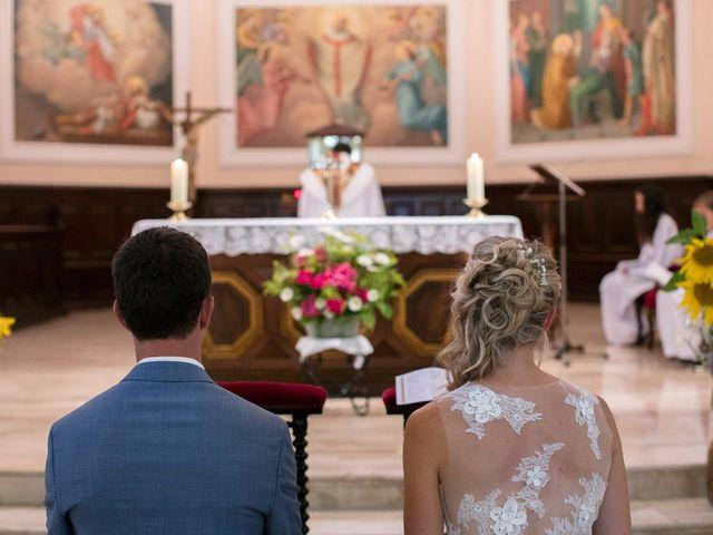 Le mariage de Lucas et Laurence à Kintzheim, Bas Rhin 18