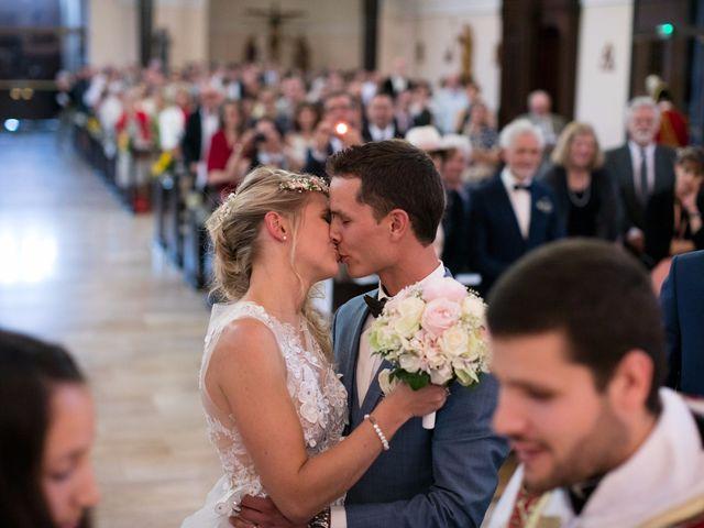 Le mariage de Lucas et Laurence à Kintzheim, Bas Rhin 21