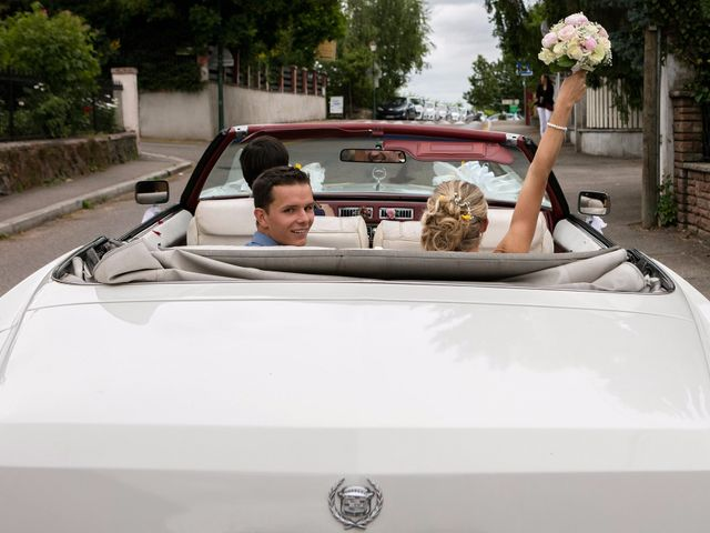 Le mariage de Lucas et Laurence à Kintzheim, Bas Rhin 27