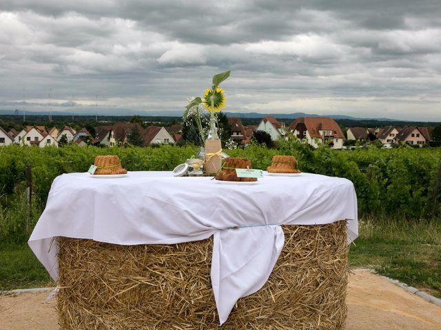 Le mariage de Lucas et Laurence à Kintzheim, Bas Rhin 29