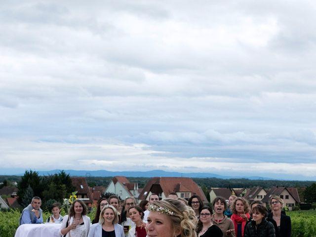 Le mariage de Lucas et Laurence à Kintzheim, Bas Rhin 34