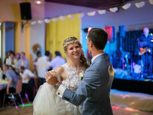 Le mariage de Lucas et Laurence à Kintzheim, Bas Rhin 41