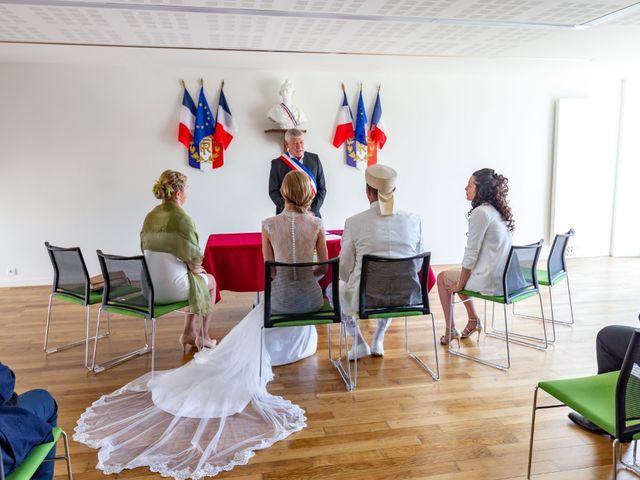 Le mariage de Hakim et Karolina à Beure, Doubs 4