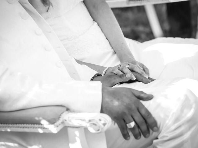 Le mariage de Hakim et Karolina à Beure, Doubs 18