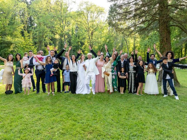 Le mariage de Hakim et Karolina à Beure, Doubs 22