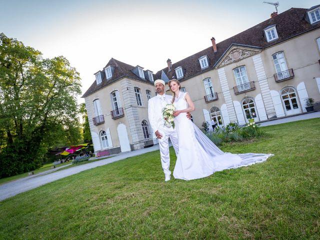 Le mariage de Hakim et Karolina à Beure, Doubs 24