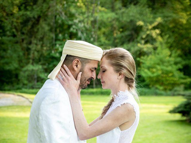 Le mariage de Hakim et Karolina à Beure, Doubs 25