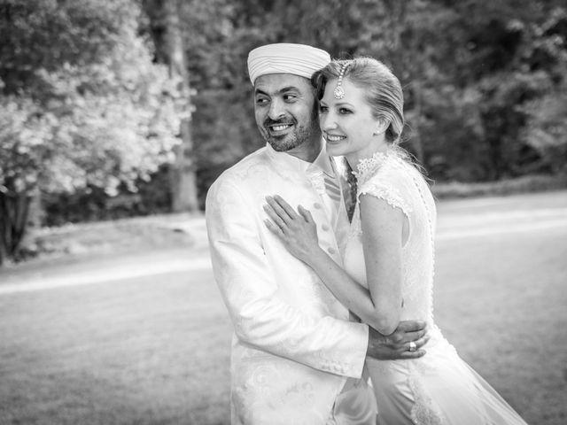 Le mariage de Hakim et Karolina à Beure, Doubs 26