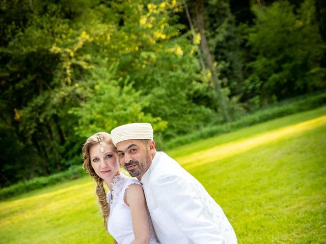 Le mariage de Karolina et Hakim