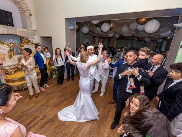 Le mariage de Hakim et Karolina à Beure, Doubs 29