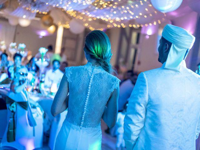Le mariage de Hakim et Karolina à Beure, Doubs 35
