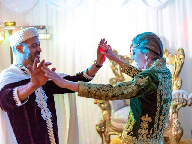 Le mariage de Hakim et Karolina à Beure, Doubs 37