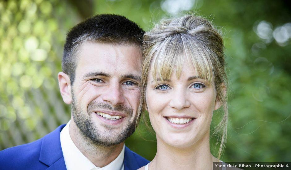 Le mariage de Steven et Julie à Quessoy, Côtes d'Armor