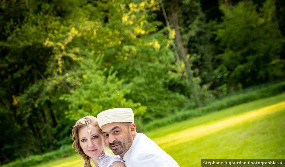 Le mariage de Hakim et Karolina à Beure, Doubs