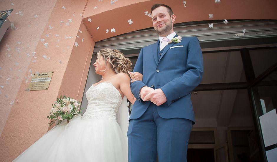Le mariage de Thomas et Marine à Prades, Pyrénées-Orientales