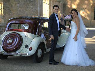 Le mariage de Candice et Romain