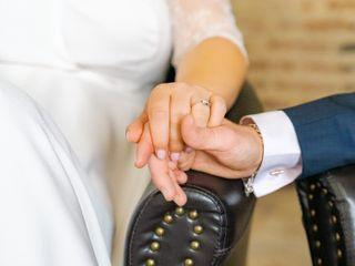 Le mariage de Charlène et Laurent 3