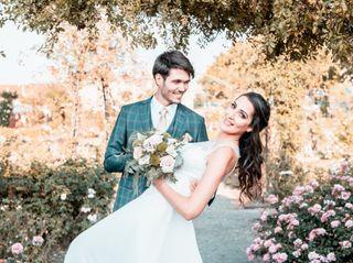 Le mariage de Fatima et Eric